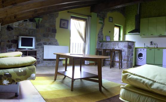 Posada El cafetal de Rumoroso Cantabria