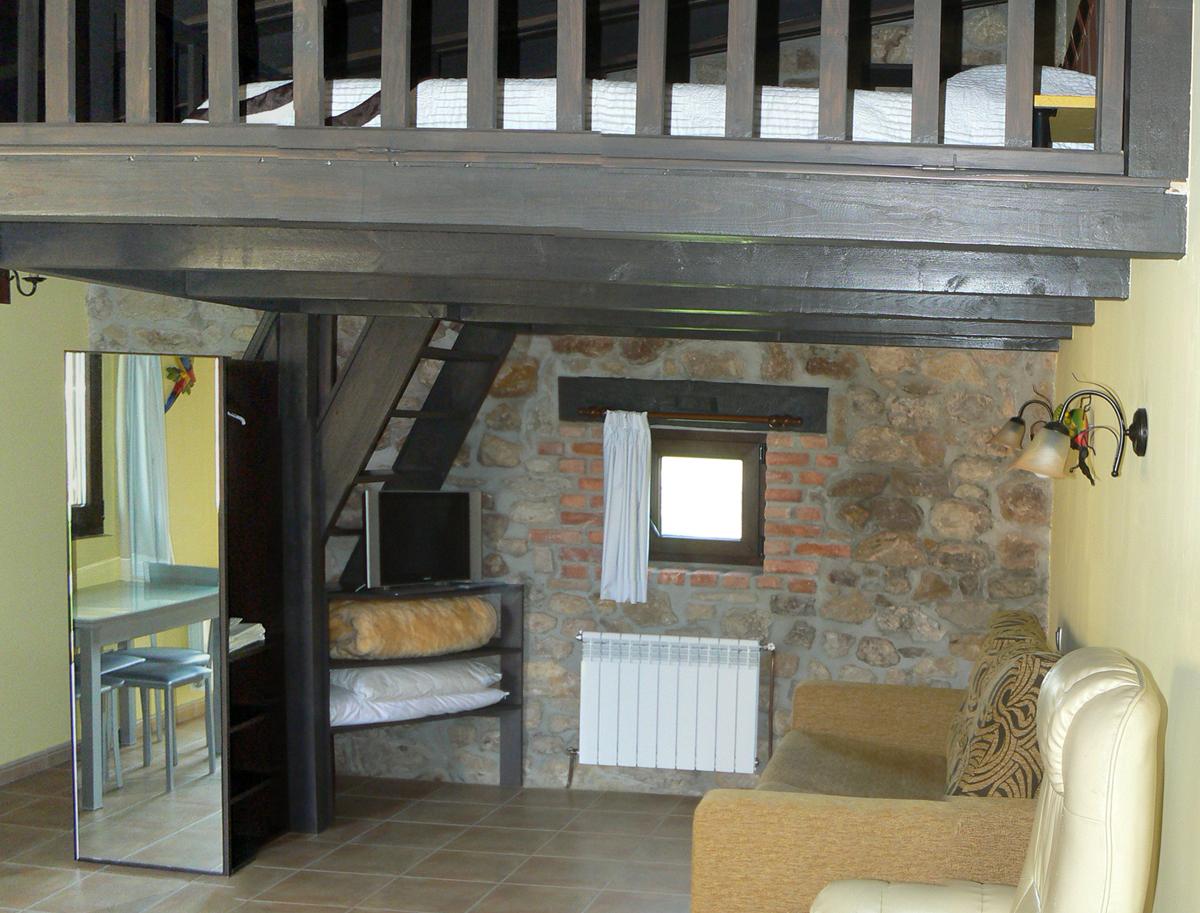 Apartamento El Granero Cafetal De Rumoroso
